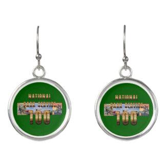 ABH National Parks 100 Earrings