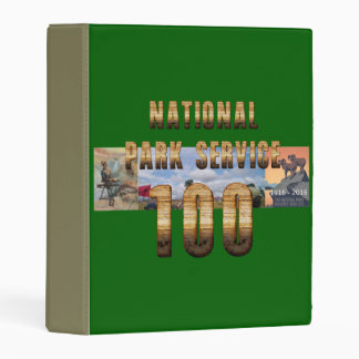 ABH National Parks 100 Mini Binder