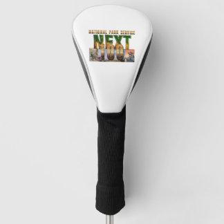 ABH National Parks Next 100 Golf Head Cover