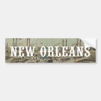 ABH New Orleans Bumper Sticker