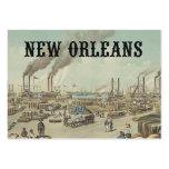 ABH New Orleans Business Card Templates