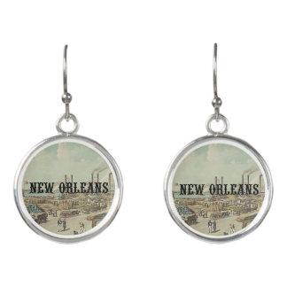 ABH New Orleans Earrings