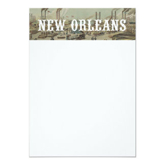 """ABH New Orleans Invitación 5"""" X 7"""""""