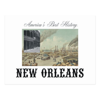 ABH New Orleans Postales