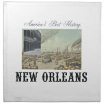 ABH New Orleans Printed Napkins