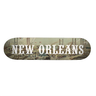 ABH New Orleans Skateboard Deck