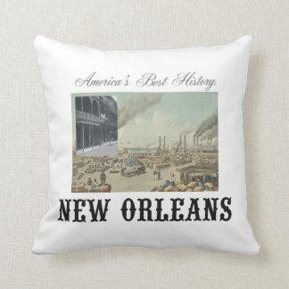 ABH New Orleans Throw Pillow