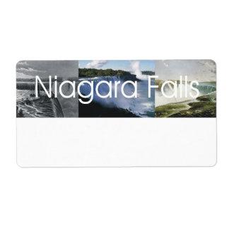 ABH Niagara Falls Label