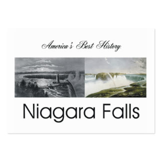 ABH Niagara Falls Large Business Card