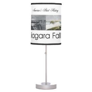 ABH Niagara Falls Table Lamp