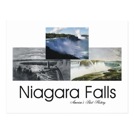 ABH Niagara Falls Tarjetas Postales