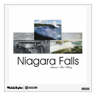 ABH Niagara Falls Wall Sticker