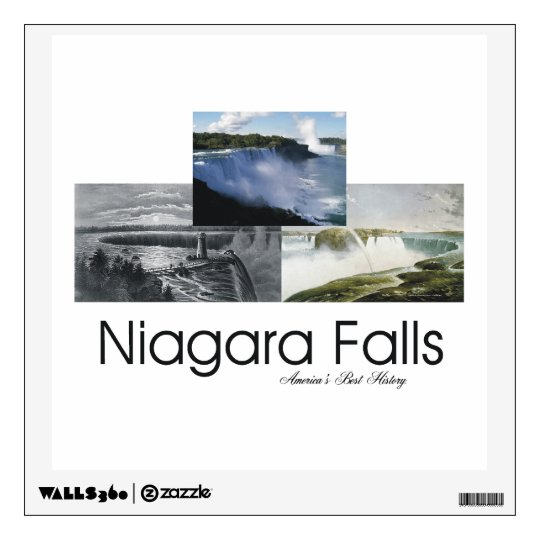 ABH Niagara Falls Wall Sticker