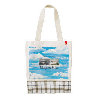 ABH Niagara Falls Zazzle HEART Tote Bag