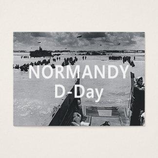 ABH Normandía Tarjetas De Visita Grandes