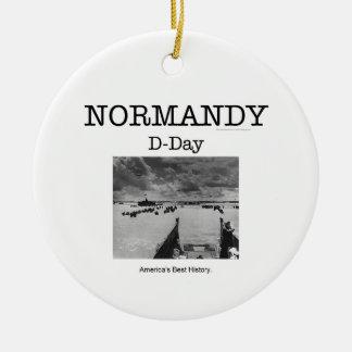 ABH Normandy Ceramic Ornament