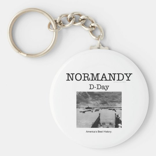 ABH Normandy Keychain