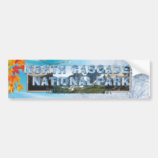 ABH North Cascades Bumper Sticker