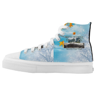 ABH North Cascades High-Top Sneakers