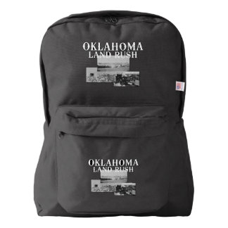 ABH Oklahoma Land Rush American Apparel™ Backpack