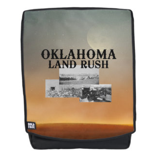 ABH Oklahoma Land Rush Backpack