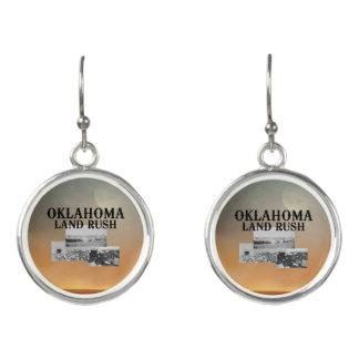 ABH Oklahoma Land Rush Earrings