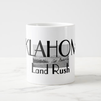 ABH Oklahoma Land Rush Giant Coffee Mug