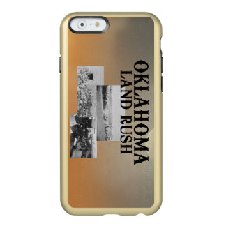 ABH Oklahoma Land Rush Incipio Feather Shine iPhone 6 Case