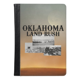 ABH Oklahoma Land Rush iPad Air Case