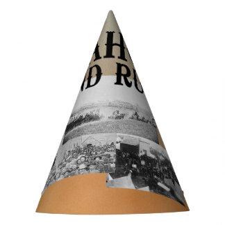 ABH Oklahoma Land Rush Party Hat