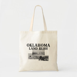 ABH Oklahoma Land Rush Tote Bag