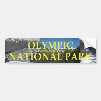 ABH Olympic Bumper Sticker