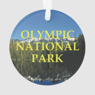 ABH Olympic National Park Ornament