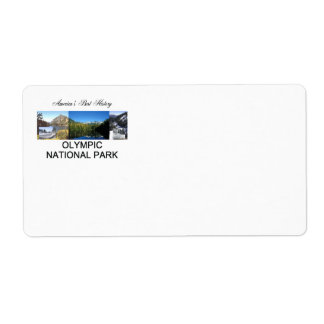 ABH Olympic NP Custom Shipping Label