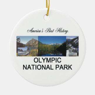 ABH Olympic NP Christmas Ornament