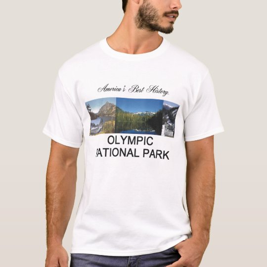Olympic National Park T-Shirts, Backpacks, and Souvenirs