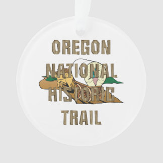 ABH Oregon NH Trail Ornament