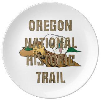 ABH Oregon NH Trail Plate