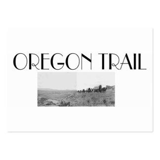 ABH Oregon Trail Business Card Template