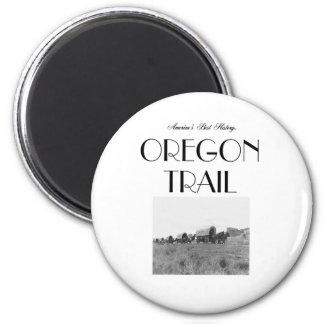 ABH Oregon Trail Fridge Magnet