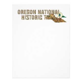 ABH Oregon Trail Personalized Flyer