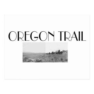 ABH Oregon Trail Postcard