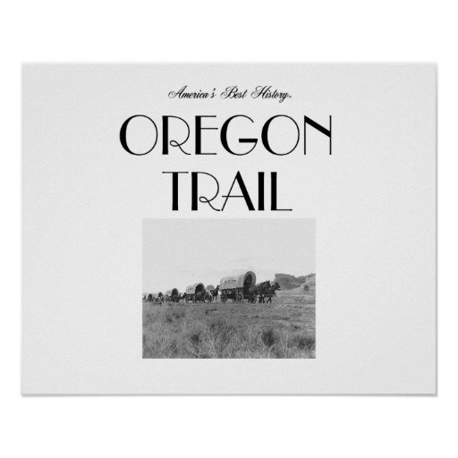 ABH Oregon Trail Poster
