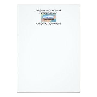 ABH Organ Mountains Desert Peaks Card