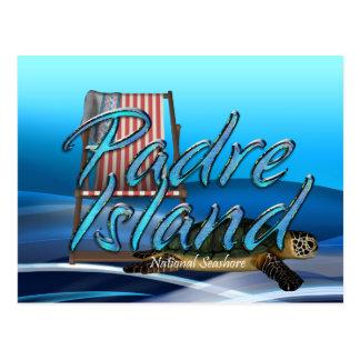 ABH Padre Island Postcard