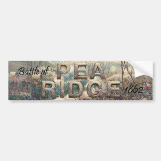 ABH Pea Ridge Bumper Sticker