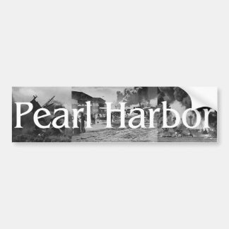 ABH Pearl Harbor Car Bumper Sticker