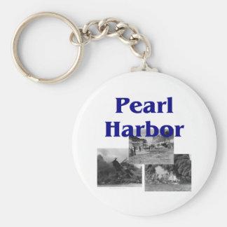 ABH Pearl Harbor Keychain