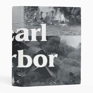 ABH Pearl Harbor Mini Binder
