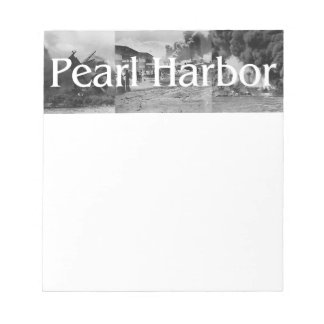 ABH Pearl Harbor Notepad